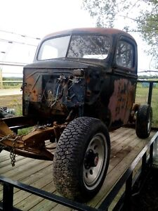 clear Ontario Ownership 1940-41 Ford pickup