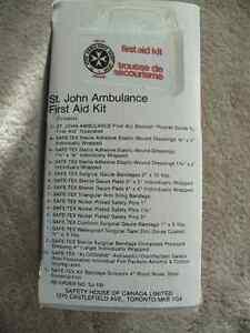 ST.JOHN'S FIRST AID KIT Edmonton Edmonton Area image 3