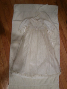 NWT baptism christening gown