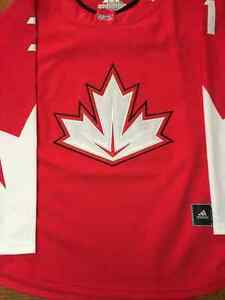 Carey Price World Cup of Hockey Jersey Size 52 or XL