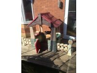 Little tikes garden cottage/kitchen *reduced*