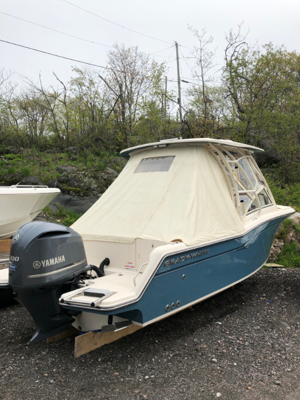 SOLD!!! 2019 Grady White 235 Freedom   Powerboats