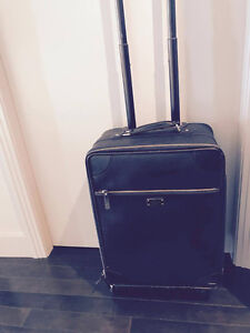 Kate Spade leather carry on