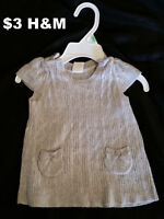 Baby Girl 0-3 Months Clothing Lot - 90+ Pieces For $50