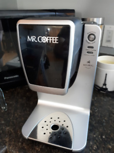 Mr. Coffee Single Cup Keurig Machine