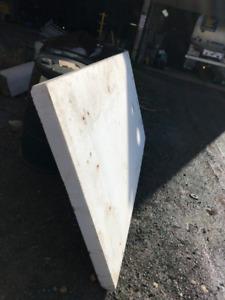 Styrofoam Insulation Sheets