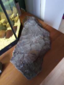 Fish tank stone