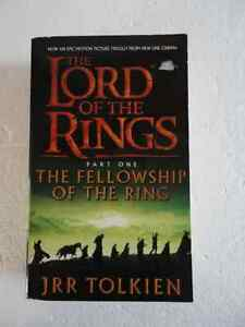 Lord of the Rings Part One Paperback Like New
