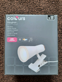 LED clip lamp