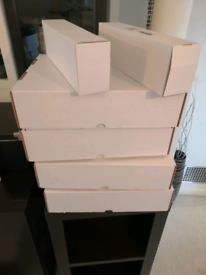 Card Storage Boxes, 4 large (4x750), 2 small (1x750) for Magic/Pokemon
