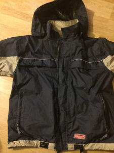 Coleman  wind/rain proof  boys jacket