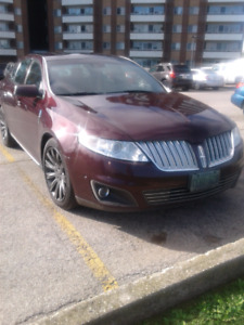2011 lincoln mks awd ecoboost