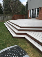 Deck and Fence Cleaning, Restoring, and Staining