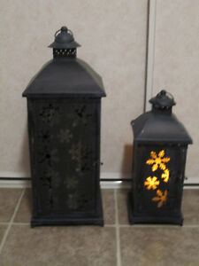 Indoor/Outdoor Lanterns