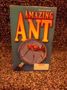 brand new in box Amazing Ant building toy novelty