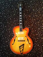 NEW D'Angelico EX-59 Archtop hollow body guitar