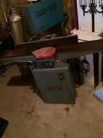 """6"""" king jointer"""