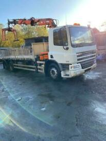 DAF TRUCKS CF 75.310 Crain Truck