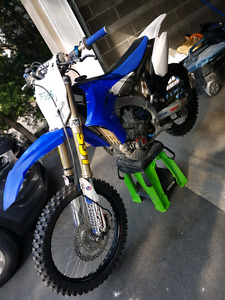 2013 yz450f for sale with ownership
