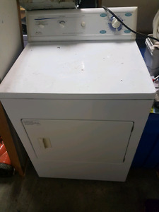 Frigidaire Gallary Gas Dryer
