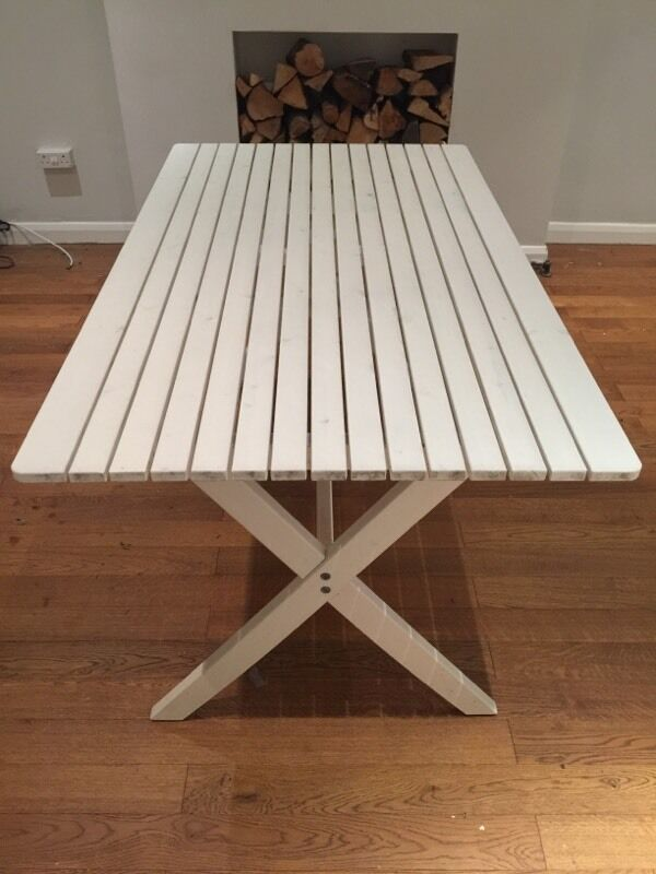 ngs ikea garden table in clapham junction london gumtree