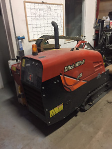 Ditch Witch Directional Drill