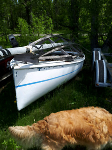 Albacore sailboat fixer upper best offer