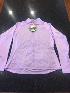 North Face Lavender Primaloft Jacket - Brand New with tags!!