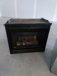 Napolian fireplace