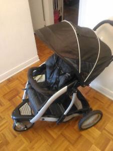 Graco Poussette - Graco Stroller Trekko