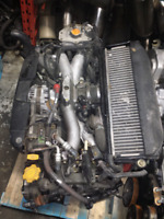 Subaru imprezaWRX Turbo engine motor available 1999-2005