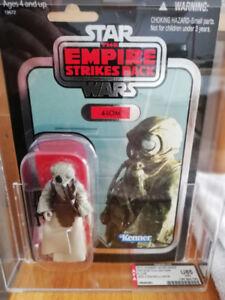 STAR WARS THE VINTAGE COLLECTION figurine VCP01 4-LOM AFA U8.5