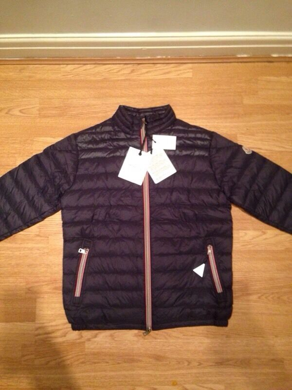 Authentic Moncler Daniel Jacket | Dark Blue | Size 3 (M)
