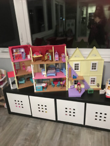Fisher Price Loving Family Doll House with furniture