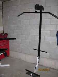 Northern Lights Bench Attachments gym weights exercise