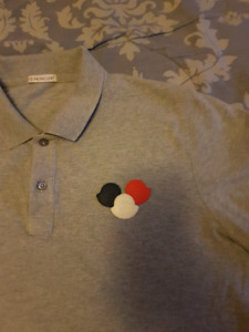 Authentic Moncler Polo
