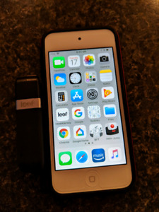 Ipod touch 6th gen 32gb with ileef mobile memory 64gb