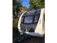 Caravan for sale sterling Eccles Hi-style 2014 MPLW 1473