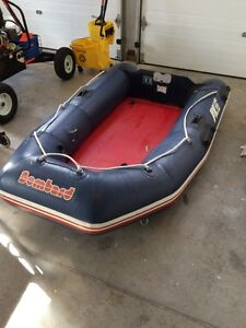8.6' Bombard inflatable boat