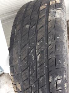 1x pneu d'été 235/55R18 100v Toyo Open Country HT