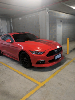 2017 Ford Mustang GT Hawker Belconnen Area Preview