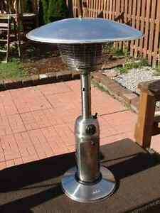 Napoleon PTH11PSS Outdoor Series Table Top Propane Patio Heater