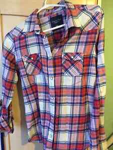 Plaid shirt from American eagle