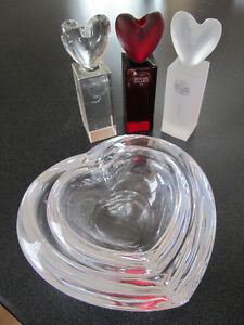 Valentine's Day Gifts Candle Holders Holmegaard Orrefors