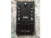 Akai AMX Mixer Serato