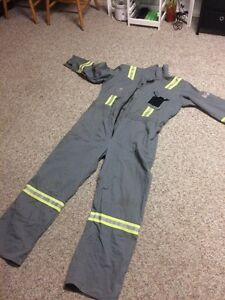 50tall FR coveralls brand new