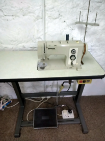 Bernina 850 fast zigzag sewing machine in excellent condition, used for sale  Newcastle, Tyne and Wear