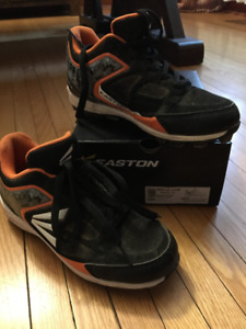 Easton Youth 360LE Low Baseball Cleats