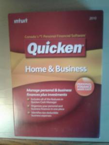 Quicken Home & Business 2010