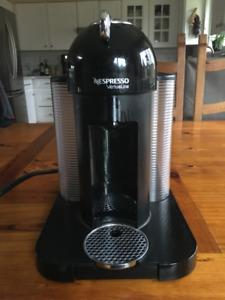 Nespresso coffee machine Vertuoline